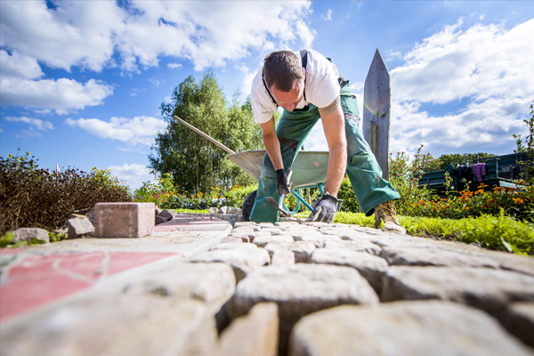 Pflasterarbeiten und Galabau vom Bremer Baumdienst